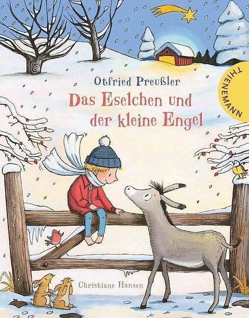 Das Eselchen und der kleine Engel - Otfried Preussler