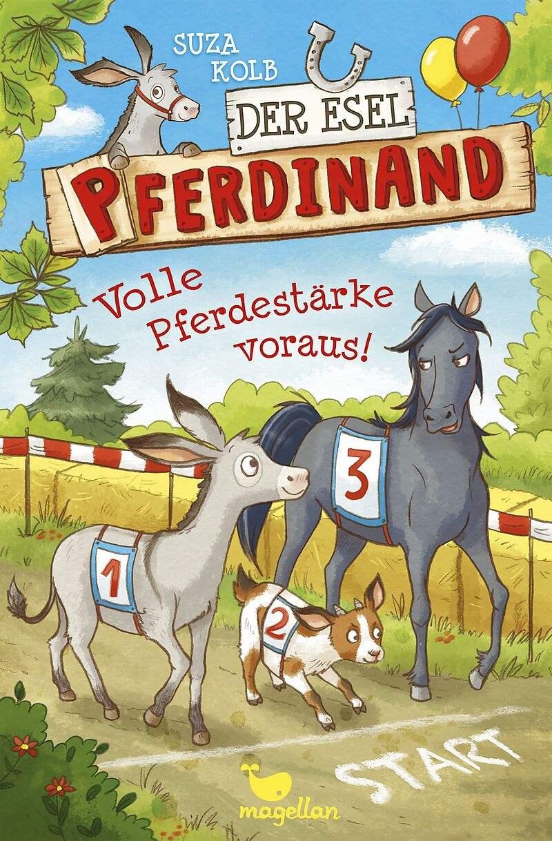 Der Esel Pferdinand - Band 3